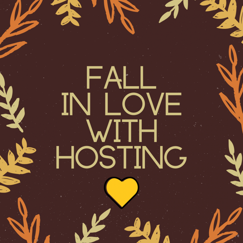 Fall in love with hosting parties again - use shortstaf app