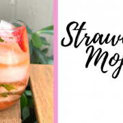 Strawberry Mojito Cocktail Recipe