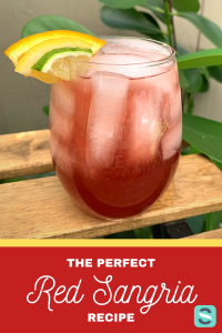 The PERFECT Red Sangria