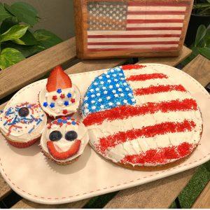 Memorial Day Cakes