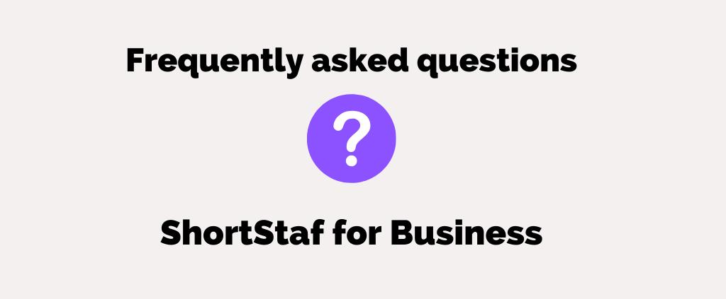 Business FAQ